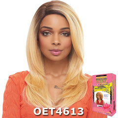 Janet Collection Brazilian Scent 100% Human Hair Lace Wig - RAY