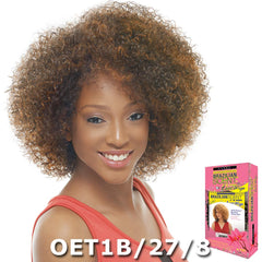 Janet Collection Brazilian Scent 100% Human Hair Lace Wig - BESTIE
