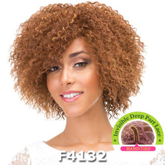 Janet Collection Super Flow Deep Part Lace Wig - MARGARET