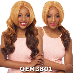 Janet Collection Two Block Lace Wig - CIARA (2 in 1 Style)