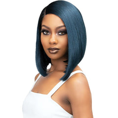 Janet Essentials Ear-to-Ear Deep Part Lace Front Wig - CHYNA