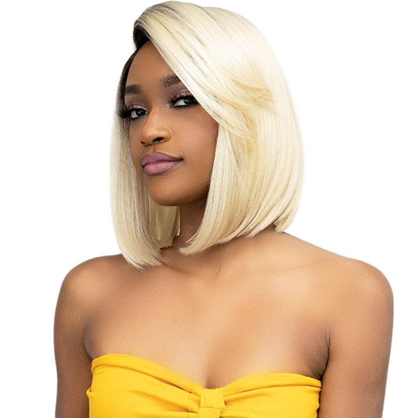Janet Essentials Ear-to-Ear Deep Part Lace Front Wig - KIMMIE