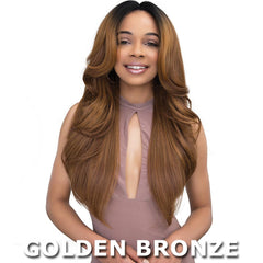 Janet Extended Part Lace Front Wig - JUNE
