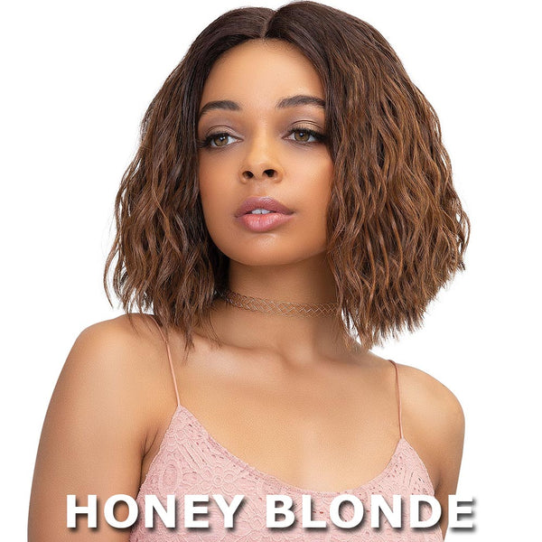 Janet Extended Part Lace Front Wig - KELLY