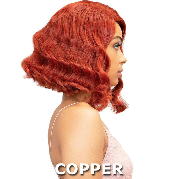 Janet Extended Part Lace Front Wig - MILEY