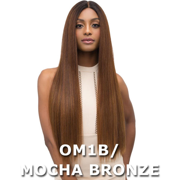 Janet Extended Part Lace Front Wig - LEAH