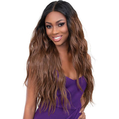 Janet HD Melt Transparent Hairline Extended Part Lace Front Wig - BRI