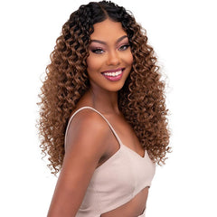 Janet HD Melt Transparent Hairline Extended Part Lace Front Wig - DEE