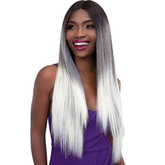 Janet HD Melt Transparent Hairline Extended Part Lace Front Wig - KARLY