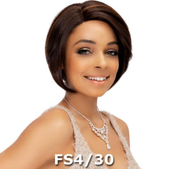 Janet Linda Synthetic Hair Lace Front Wig - LACE EMMANUEL