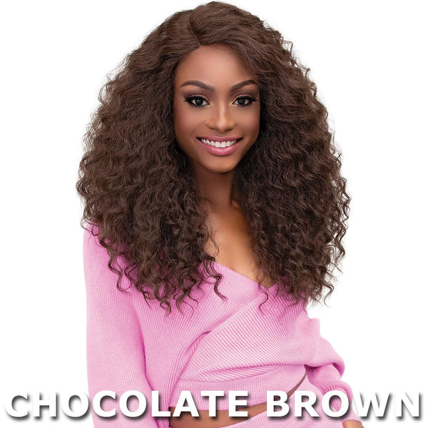 Janet Melt Natural Hairline Extended Part Lace Front Wig - ALYSSA