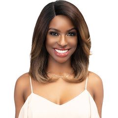 Janet Natural Me Lite Blowout Texture Hair Lace Front Wig - BRYAH