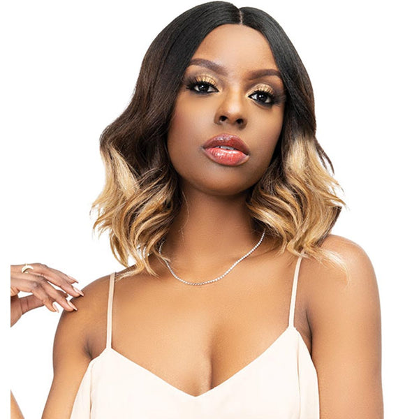 Janet Natural Me Lite Blowout Texture Hair Lace Front Wig - CARI