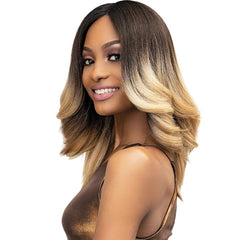 Janet Natural Me Lite Blowout Texture Hair Lace Front Wig - TIANA