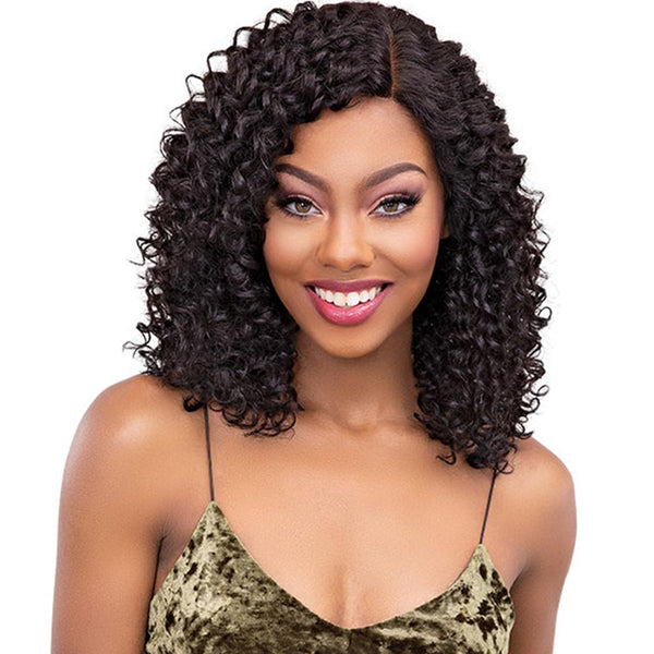 Janet Remy Human Hair Deep Part Lace Wig - BOHEMIAN WIG