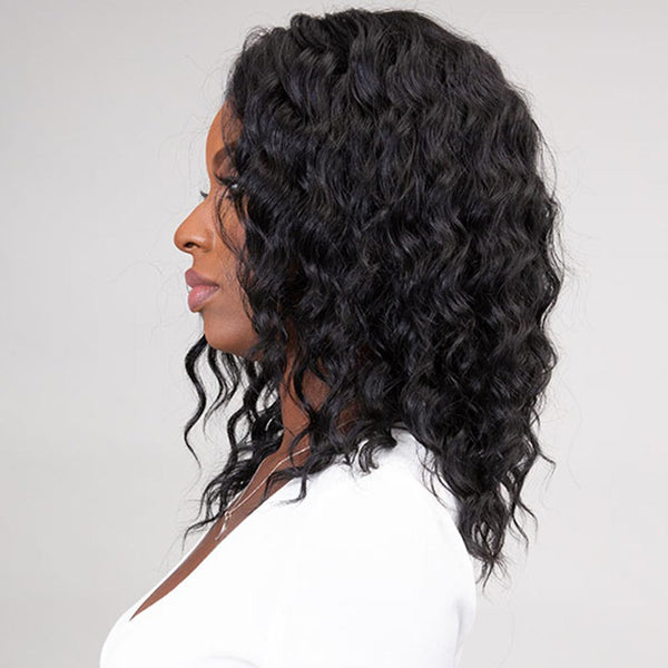 Janet Remy Human Hair Deep Part Lace Wig - DEEP WIG