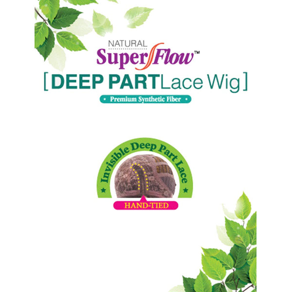 Janet Collection Super Flow Deep Part Lace Wig - MAY
