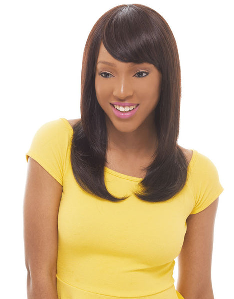 Janet Unprocessed Remy Human Hair - BRAZILIAN EMMA WIG