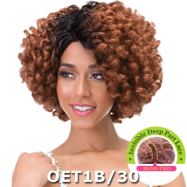 Janet Collection Super Flow Deep Part Lace Wig - LILIAN