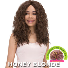 Janet Collection Super Flow Deep Part Lace Wig - GLORIA