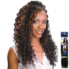 FreeTress Synthetic Hair Braid - DEEP TWIST BULK 22""