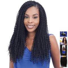 FreeTress Synthetic Hair Braid - KINKY BOHEMIAN BRAID