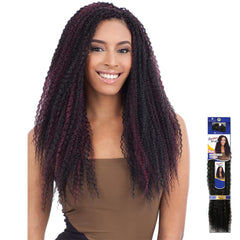 FreeTress Synthetic Hair Braid - KINKY BRAZILIAN BRAID (BULK)