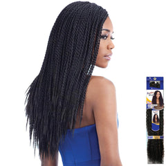 FreeTress Synthetic Hair Braid - LONG SENEGAL TWIST