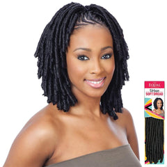 FreeTress Equal Synthetic Hair Braid - URBAN SOFT DREAD