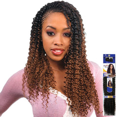 FreeTress Synthetic Hair Braid - WATER WAVE BULK 22""