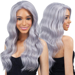 FreeTress Equal Lace Front Wig - CHROME