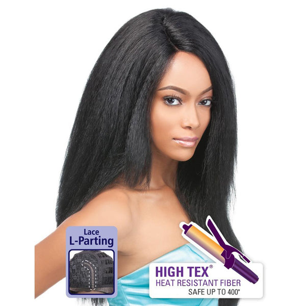 "Outre Synthetic Hair ""L"" Part Lace Front Wig - TESS"