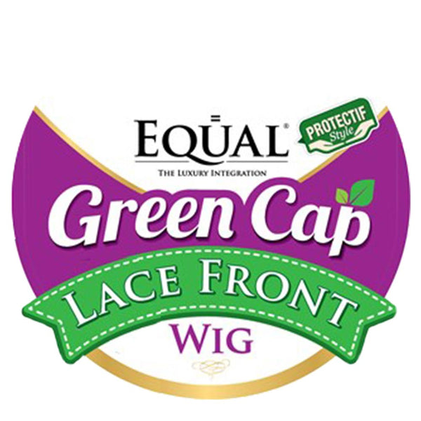 FreeTress Equal Green Cap Lace Front Wig LOGO