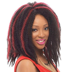 Janet Collection Synthetic Hair Braid Wig - MARLEY WIG