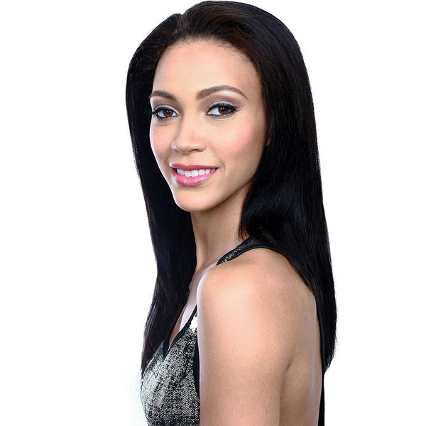 BobbiBoss 100% Human Hair Lace Front Wig - MHLF-O IVY