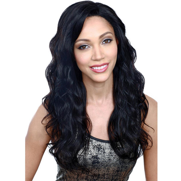 BobbiBoss 100% Human Hair Lace Front Wig - MHLF-Q LACIE