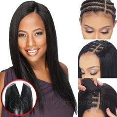 MilkyWay Human Hair INVISIBLE PART CLOSURE