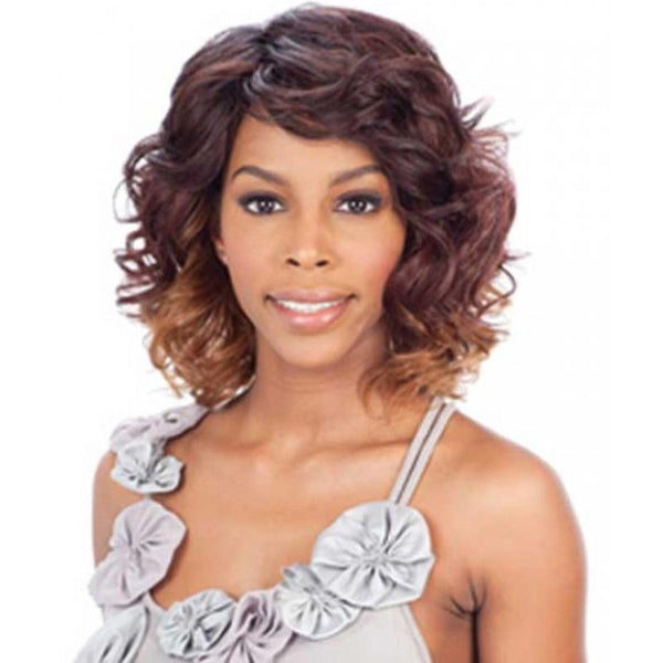 MilkyWay Peruvian Human Hair Blend Wig - ASIA