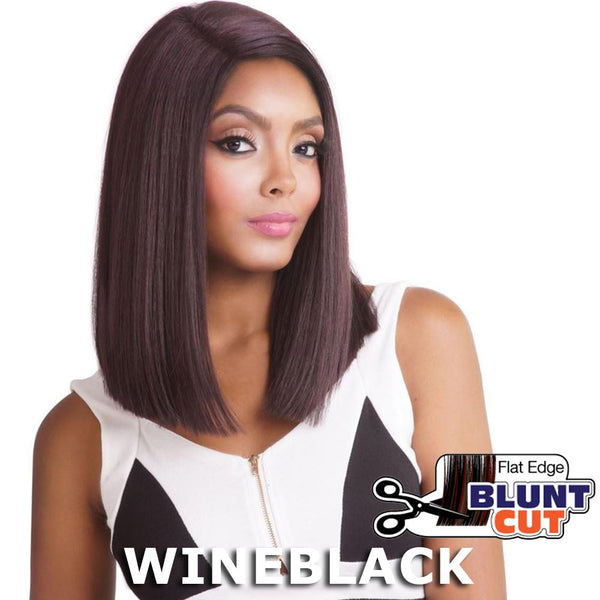 "Brown Sugar Human Hair Blend Full Wig - BS135 (18"")"