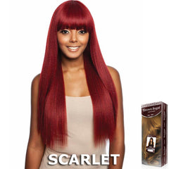 Brown Sugar Human Hair Blend Full Wig - BS147