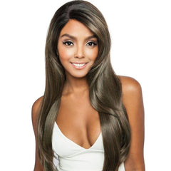 "Mane Concept Brown Sugar Side-2-Side 6"" Deep Lace Wig - BSD2601 Sydney Ari"
