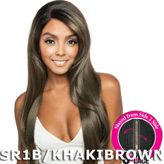 "Brown Sugar Side-2-Side 6"" Deep Lace Wig - BSD2601 SYDNEY ARI"