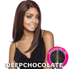 "Brown Sugar Side-2-Side 6"" Deep Lace Wig - BSD2607 PHEONIX ARI 16"""
