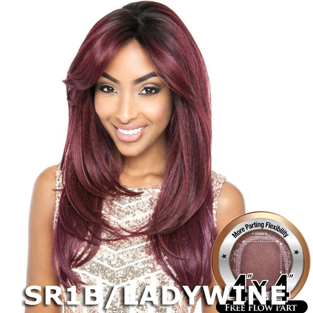 Red Carpet Premium Hair 4x4 Swiss Lace Front Wig Rcp4401 Bella