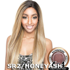 "Red Carpet Premium Hair 4""X4"" Swiss Lace Front Wig - RCP4404 BIANCA"
