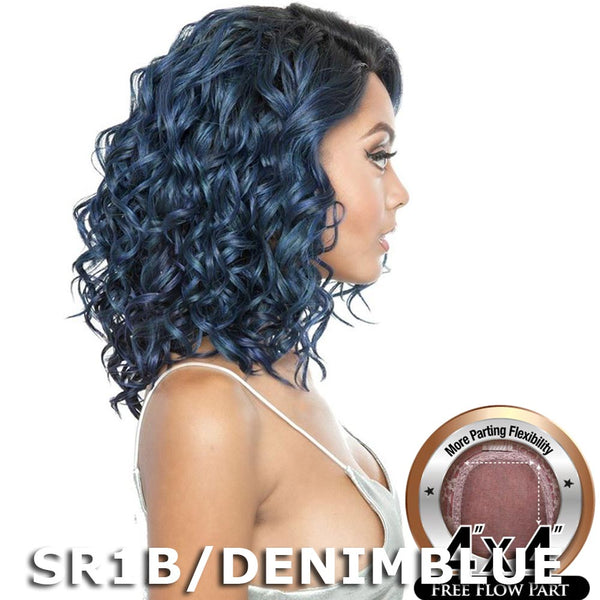 "Red Carpet Premium Hair 4""X4"" Swiss Lace Front Wig - RCP4405 JESSIE"