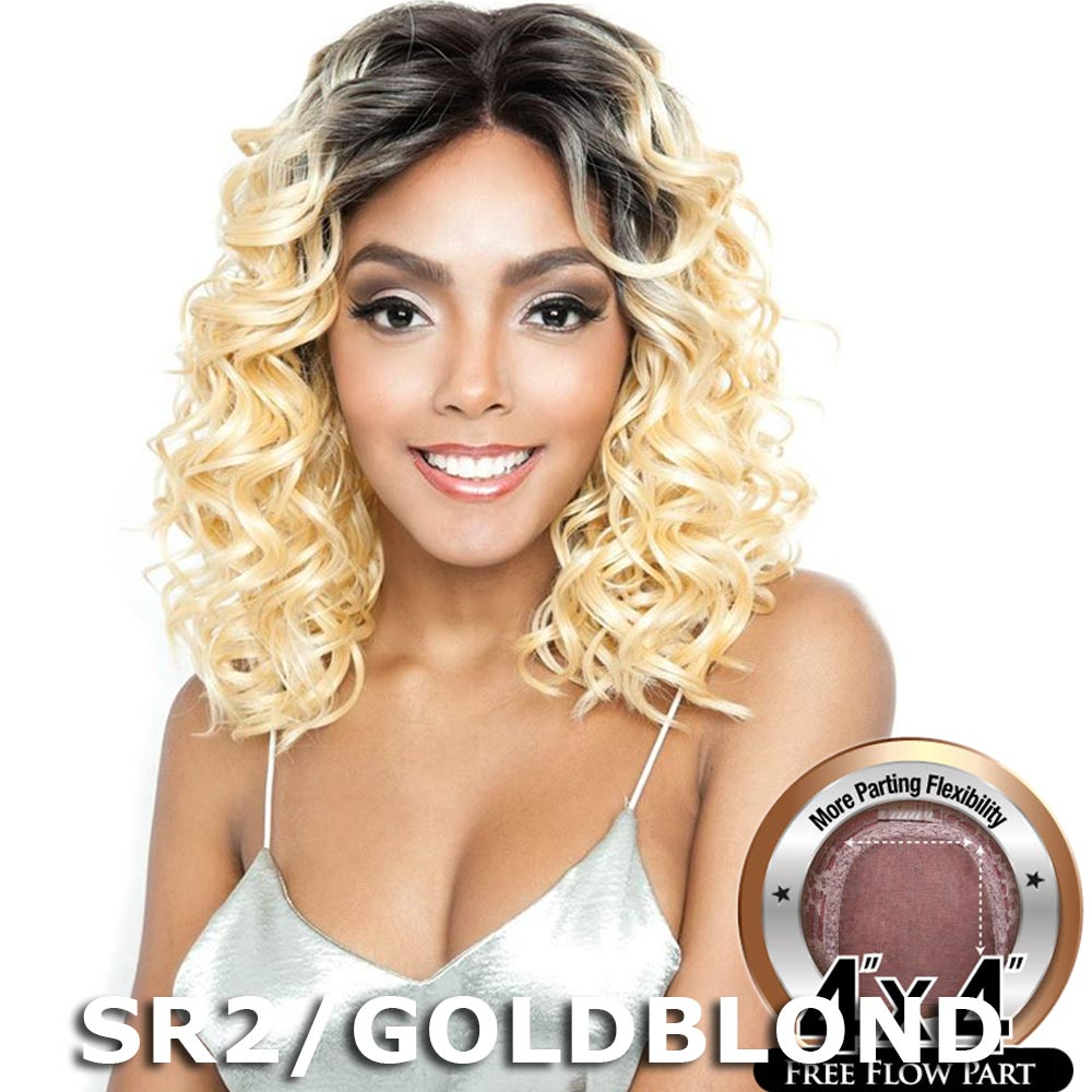 Red Carpet Premium Hair 4x4 Swiss Lace Front Wig Rcp4405 Jessie
