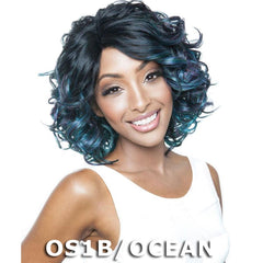 Red Carpet Premium Synthetic Hair Lace Front Wig - RCP790 NORA