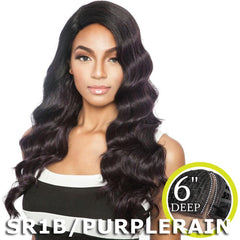 "Red Carpet Premium Hair 6"" Deep Part Lace Front Wig - RCD2601 ANGELICA 25"""
