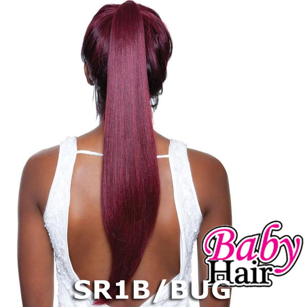 Red Carpet High Pony Hair Lace Front Wig - RCHP01 ARIANA 24""